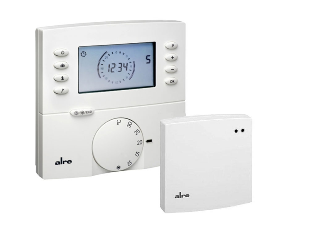 WIRELESS ALRE THERMOSTAT